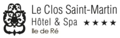 Le Clos St Martin