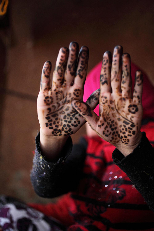 Femmes amazighes